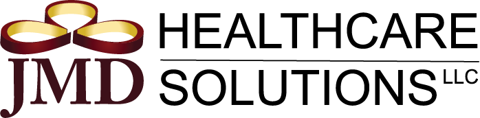 JMD Healthcare Solutions Logo